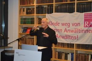Rolf Becker liest Rilke